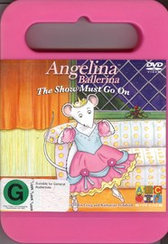 Angelina Ballerina: Show Must Go On, The (np) on DVD image