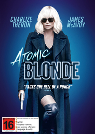 Atomic Blonde on DVD