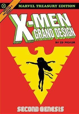 X-men: Grand Design - Second Genesis by Ed Piskor