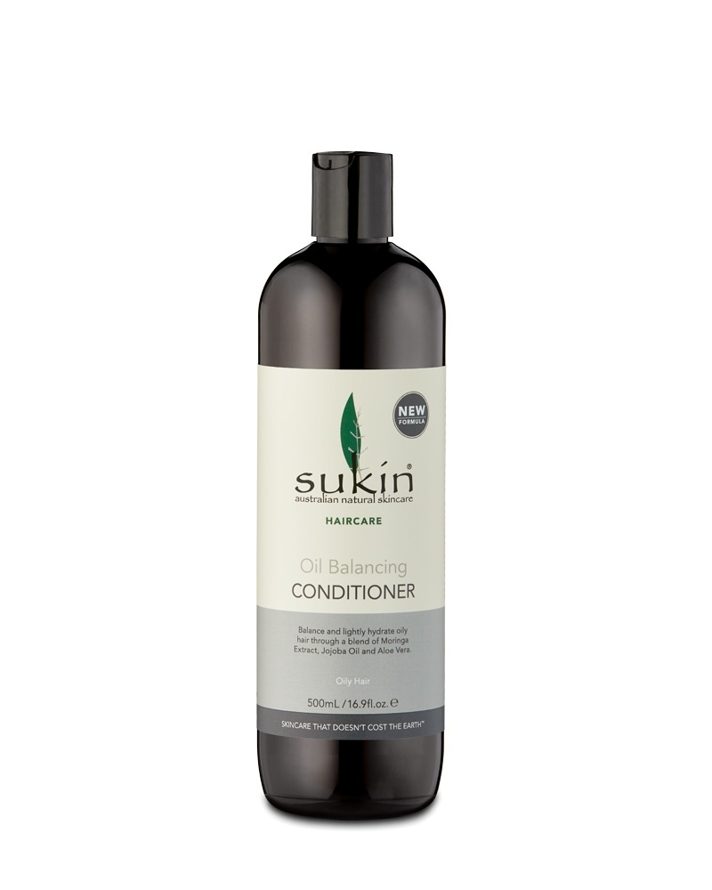 Sukin - Oil Balancing Condioner for Oily Hair (500ml) image