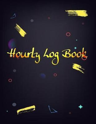 Hourly Log Book by Paper Kate Publishing