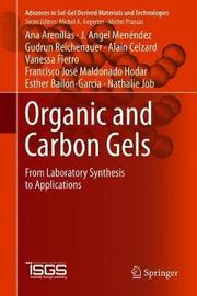 Organic and Carbon Gels by Ana Arenillas