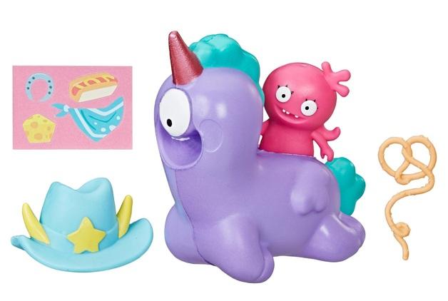 UglyDolls: Moxy & Peggy - Squish & Go Figure Set