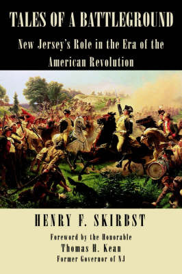 Tales of A Battleground by HENRY F. SKIRBST image