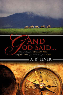 And God Said... by A.B. Lever image