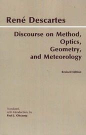 Discourse on Method, Optics, Geometry, and Meteorology by Rene Descartes image