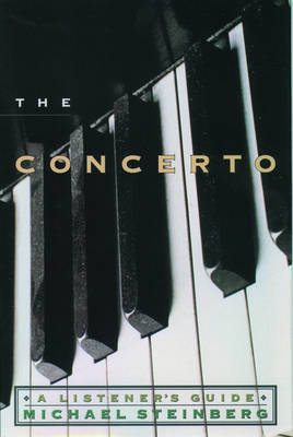 The Concerto by Michael P. Steinberg image