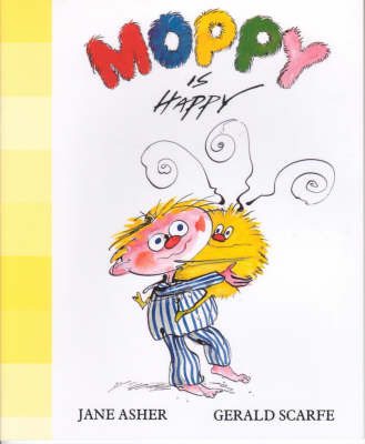Moppy is Happy by Jane Asher image