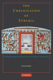 The Urbanisation of Etruria by Corinna Riva image