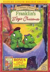Franklins Magic Christmas on DVD