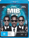 Men in Black III on Blu-ray