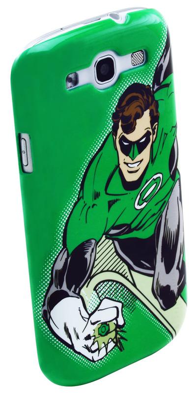 Iconime Superhero Graphic Galaxy S3 case - Green Lantern