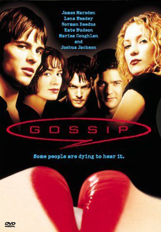 Gossip on DVD image