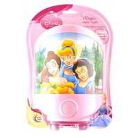 Disney LED Battery Operated Magic Night Light - Princesses