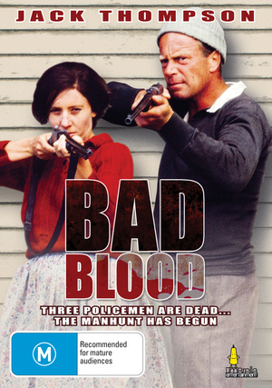 Bad Blood on DVD image