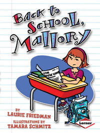 Back to School, Mallory by Laurie Friedman image