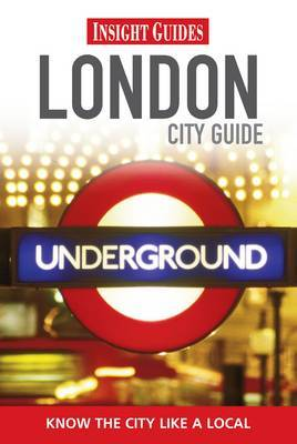 Insight Guides: London City Guide image