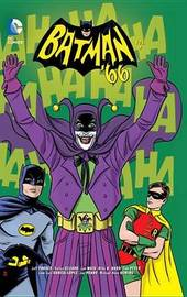 Batman 66 HC Vol 4 by Jeff Parker