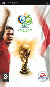 FIFA World Cup 06 for PSP