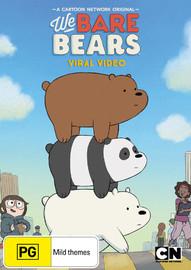 We Bare Bears : Volume 1 - Viral Video on DVD
