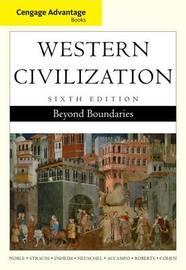 Cengage Advantage Books: Western Civilization by William Cohen image