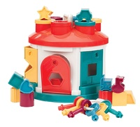 Battat: Shape Sorter House