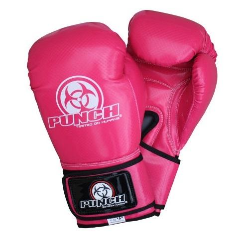 Punch: Urban Junior Boxing Glove - 6.oz (Pink)