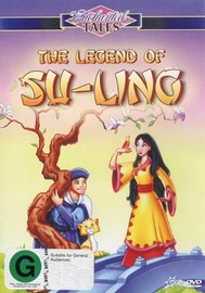 Enchanted Tales - The Legend Of Su-Ling on DVD image