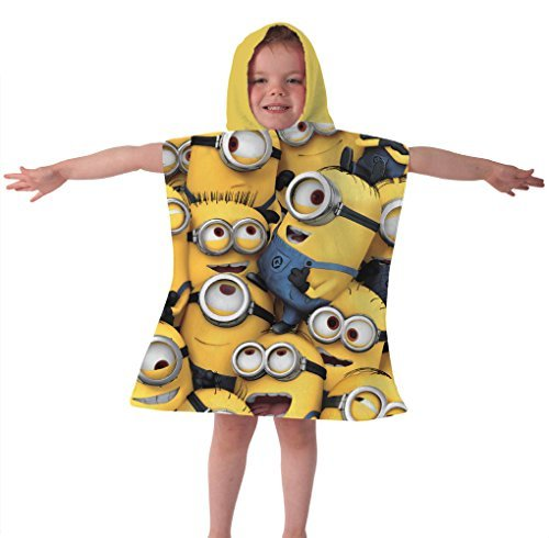 Despicable Me Poncho image