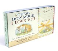 Guess How Much I Love You: Baby Milestone Moments: Board Book and Cards Gift Set by Sam McBratney