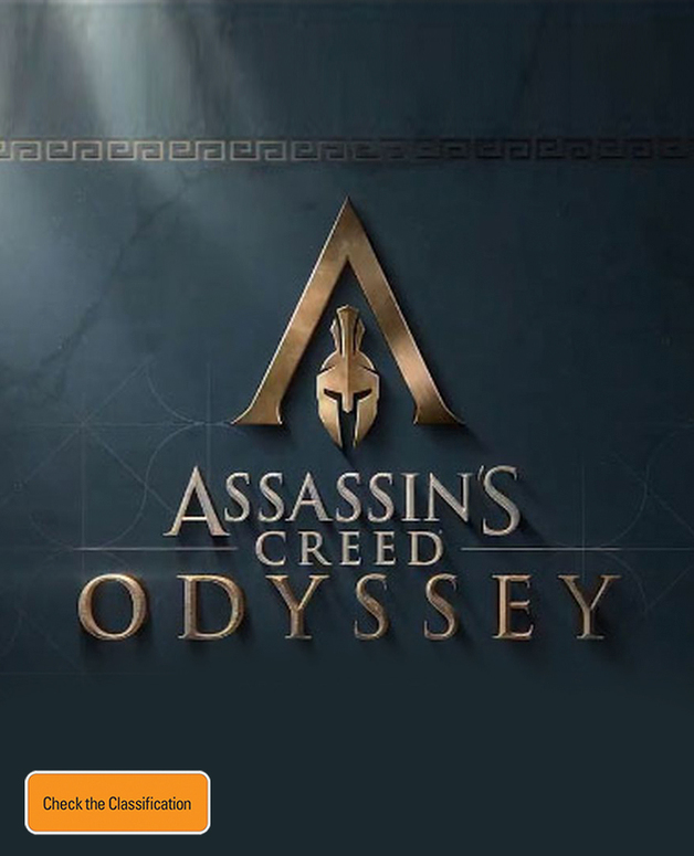 Assassin's Creed Odyssey for PC Games