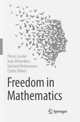 Freedom in Mathematics by Pierre Cartier image
