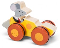 Le Toy Van: Woodland Racer - Mouse