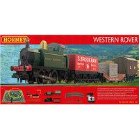 Hornby OO Western Rover Electric Train Set R1211