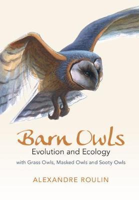 Barn Owls by Alexandre Roulin