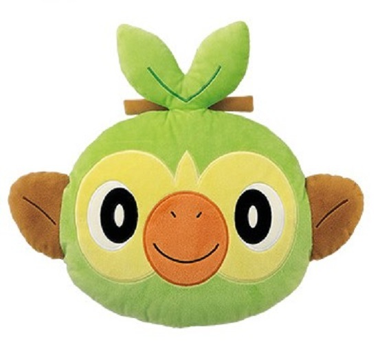 Pokemon: Large Face Cushion - Grookey