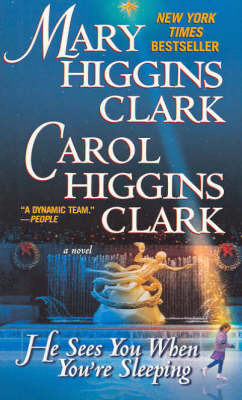 He Sees You When You'RE Sleeping by Mary Higgins Clark image