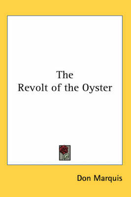 The Revolt of the Oyster by Don Marquis image
