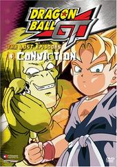 Dragon Ball GT - Lost Episodes Vol 4 : Conviction on DVD