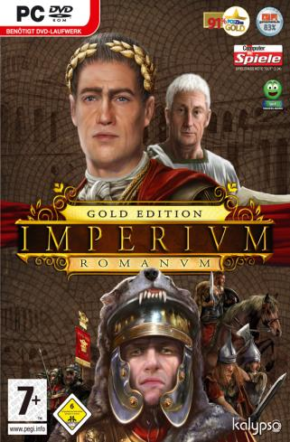 Imperium Romanum: Gold Edition for PC Games image