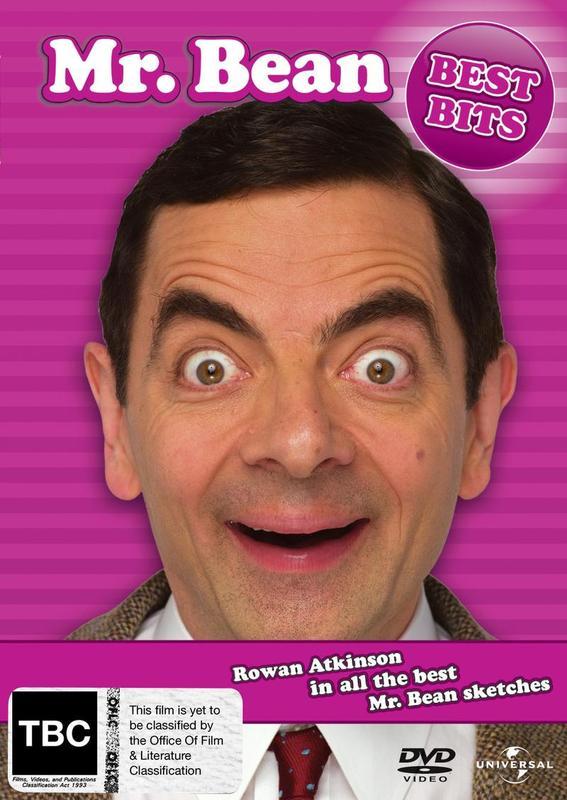 Mr. Bean - Volume 4 (Best Bits) on DVD