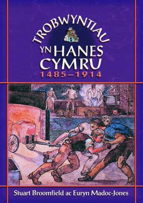 Trobwyntiau Yn Hanes Cymru by Euryn Madoc-Jones (Head of History, Ysgol Bro Myrddin)
