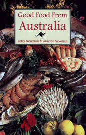 Good Food from Australia by Professor Graeme Newman image