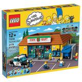 LEGO The Simpsons: The Kwik-E-Mart (71016)