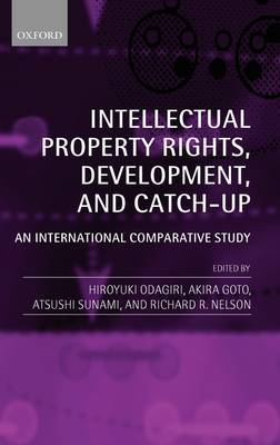 Intellectual Property Rights, Development, and Catch Up image