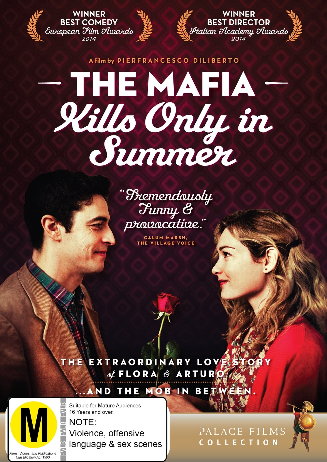 The Mafia Kills Only In Summer image