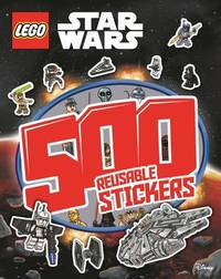 LEGO (R) Star Wars: 500 Reusable Stickers by Egmont Publishing UK