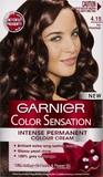 Garnier Color Sensation Permanent Hair Color - 4.15 Icy Chestnut