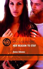 Her Reason to Stay by Anna Adams image