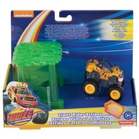 Blaze & The Monster Machines: Light Rider Vehicle (Stripes)